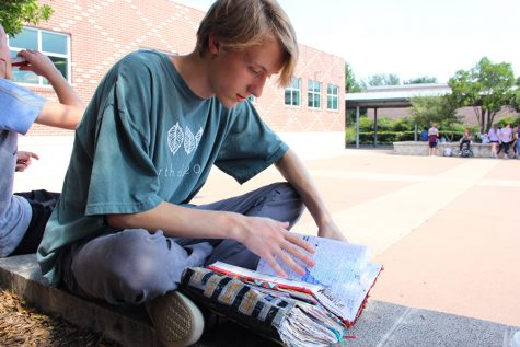 Humans of CP: Nicholas Coers