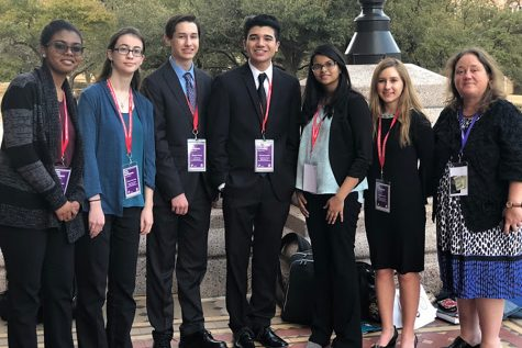 Youth and Government Club Takes Six to State Conference in First Year on Campus