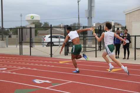 Track Goes For Another District Championship
