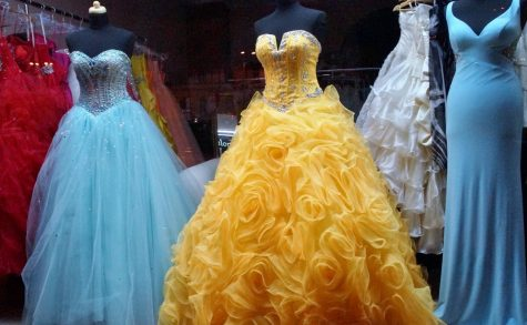 Online Or In Store: Where Students Are Getting Their Prom Dresses
