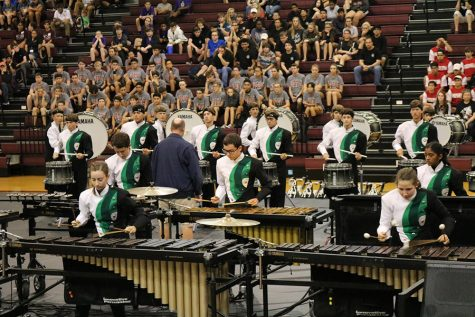 Drumline Takes Home First Ever Dripping Springs Invitational Grand Championship