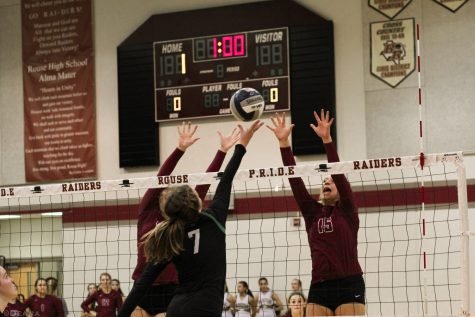 Lady T-Wolves Defeated by Rouse Raiders in Close Match-Up