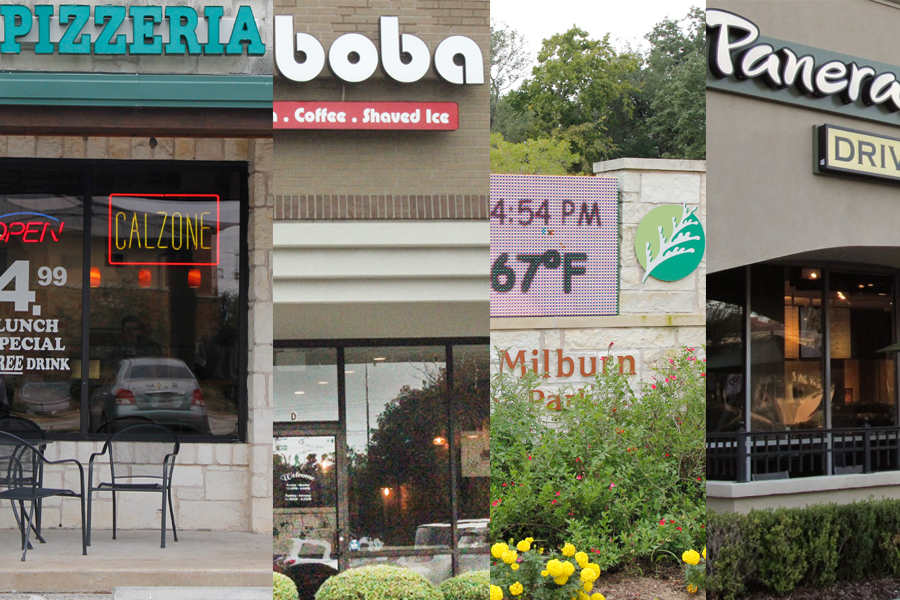 When searching for a great hangout spot, Cedar Park has many restaurants and parks to offer. Places like Mr. Boba, Yaghi's, Milburn, and Panera all provide an environment that's  relaxed and student-friendly.