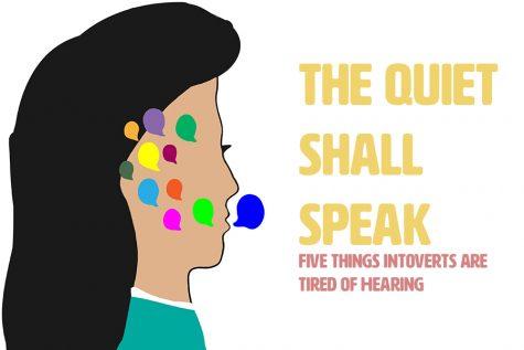 The Quiet Shall Speak