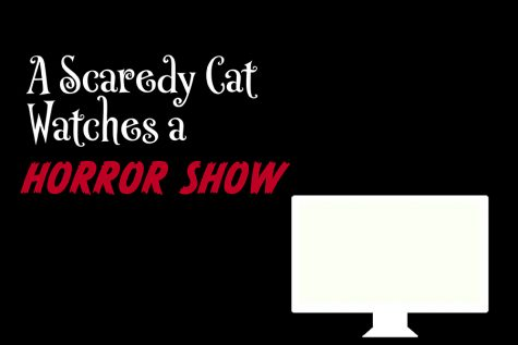 Scaredy Cat Watches a Horror Show