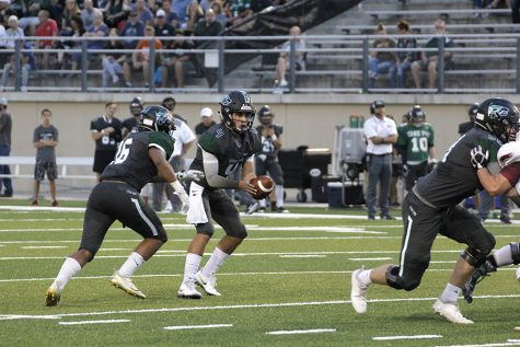 Timberwolves Victorious in Homecoming Game