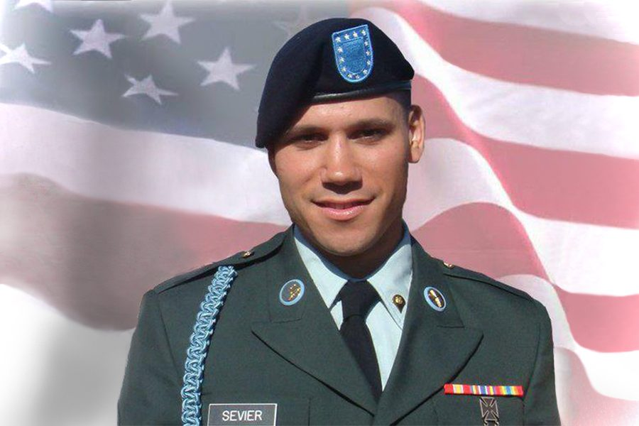 After+former+baseball+coach+Jay+Sevier+passed+away+in+the+Army+in+2009%2C+his+parents%2C+Brenda+and+Rob+Sevier%2C+were+told+that+he+would+be+posthumously+honored+the+Green+Beret+tab.+He+had+just+two+months+left+of+his+training+when+he+passed.+%E2%80%9CIt+was+a+big+honor%2C+we+were+very+humbled+by+it+and+very+pleased%2C%E2%80%9D+Brenda+said.+%E2%80%9CWe+are+very+proud+of+Jay.+He+always+put+God+first+in+his+life%2C+and+that+is+what+got+him+through.%E2%80%9D