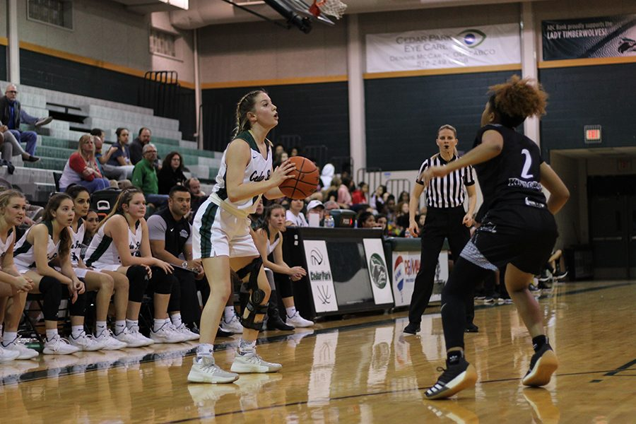Girls Basketball Rolls into District with a Strong 12-2 Record
