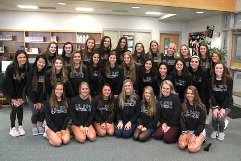 Cheer Wins State Second Year in a Row