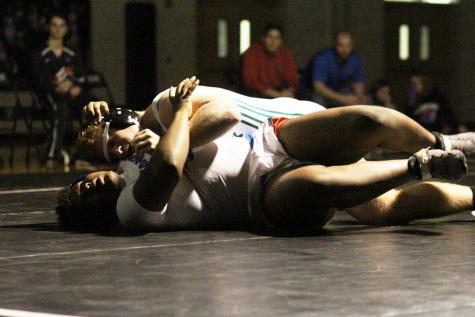 With Districts Looming, Wrestlers Reflect on Season