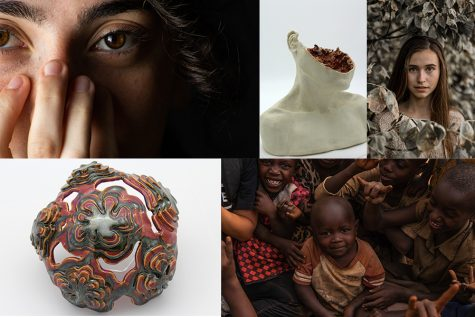 13 Students Win Scholastic Art Awards