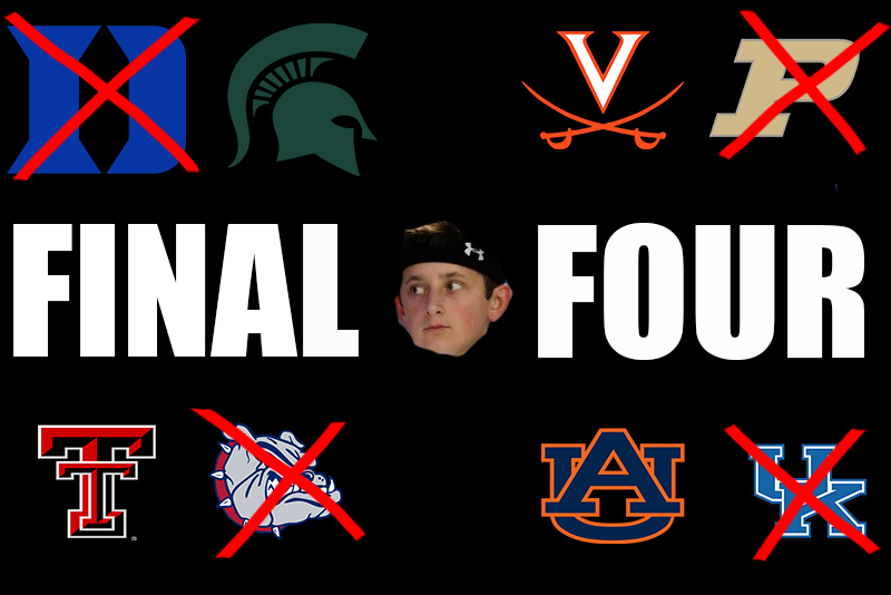 The Final Four Approaches