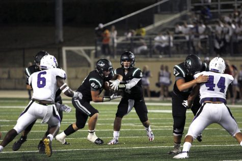 Wolves Roll Over Raiders in Home Opener