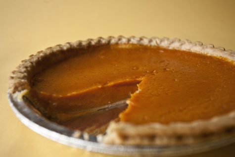 Pumpkin Pie Everything