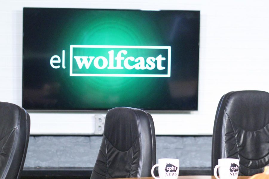 The Spanish Wolfcast, or El Wolfcast, is filmed on Thursdays and airs on the CPHS News YouTube Channel on Fridays. Broadcast students, with the help of broadcast adviser Anthony Garcia, created the Spanish Wolfcast in order to reach out to the Spanish-speaking community at Cedar Park.