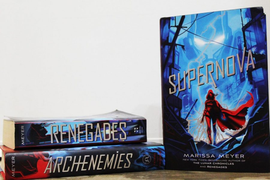 "Book Review: ""Supernova"""