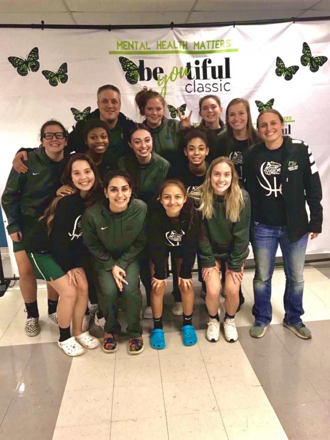 Lady Wolves Earn Championship at First Tournament