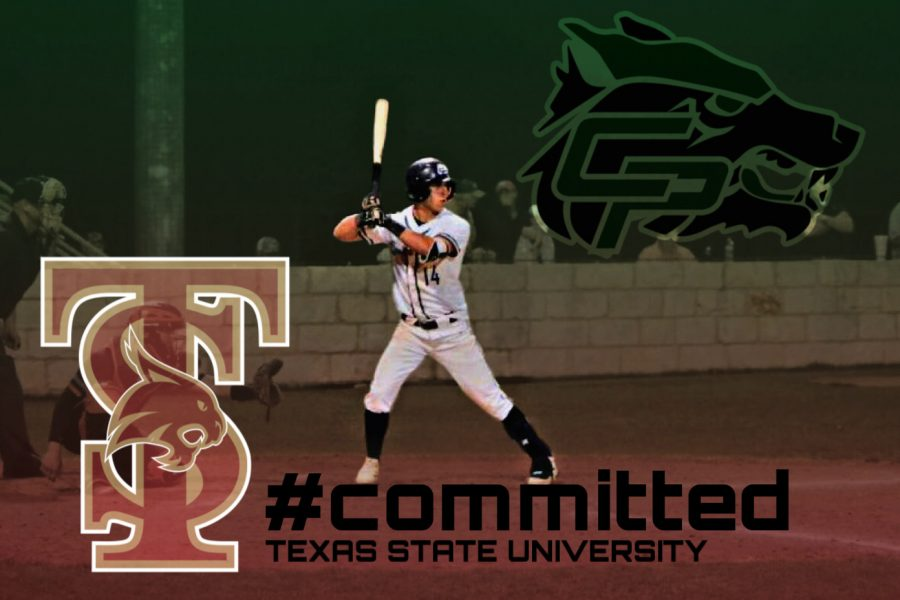 Awaiting+the+ball%2C+junior+Ryder+Hernandez+gets+set+for+a+pitch.+Recently%2C++Hernandez+committed+to+continue+his+baseball+career+at+Texas+State+University.+%E2%80%9CTexas+State+gave+me+an+opportunity+and+they+were+the+first+school+to+do+that+for+me.+I+felt+that+%5BTexas+State+was%5D+a+great+fit%2C+so+I+gave+them+my+commitment+now+and+not+have+to+go+through+the+recruiting+process+for+another+year.%E2%80%9D