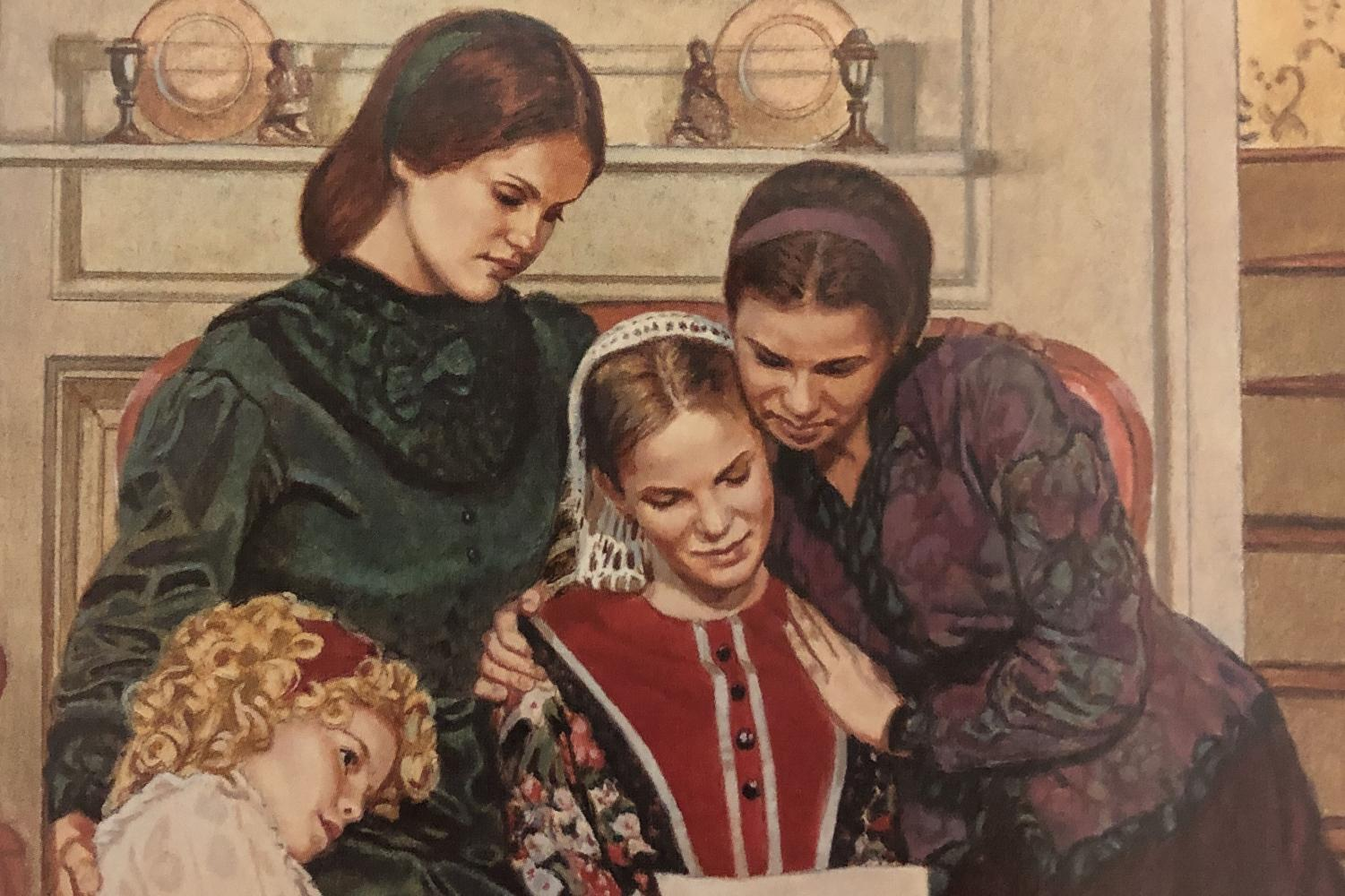 Based on the classic tale by Louisa May Alcott,