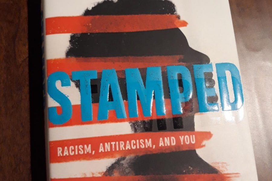 In+%22Stamped+-+From+the+Beginning%22%2C+authors+Ibram+X.+Kendi+and+Jason+Reynolds+put+racism+in+perspective