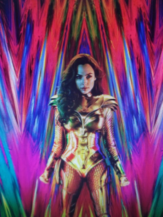 "Wonder Woman played by Gal Gadot. Reporter Isaiah Prophet reviews ""Wonder Woman 1984"" and discusses its strengths and weaknesses."