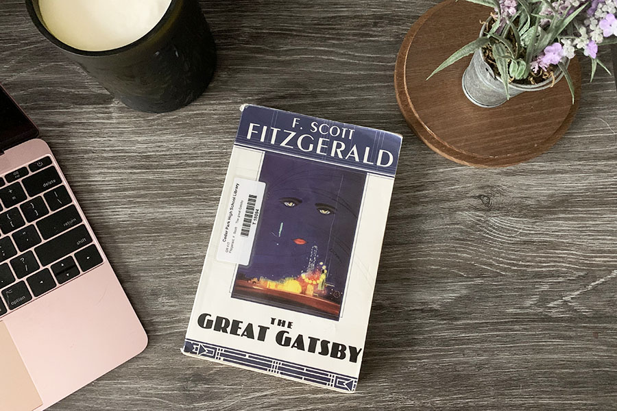 """The Great Gatsby"" is a tragedy novel written by F. Scott Fitzgerald exploring the irony and harm of true American Society. The book utilizes a variety of archetypal characters, vast and descriptive imagery and incredibly impactful themes."