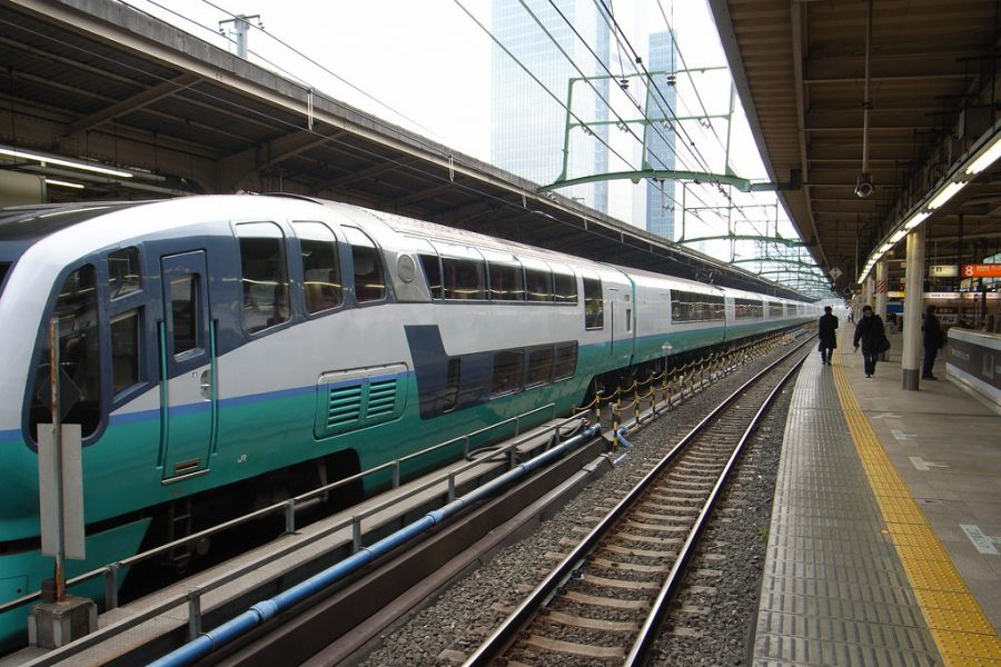 Trains+are+the+way+to+ensure+a+cleaner%2C+more+efficient+transportation+system+for+the+future.