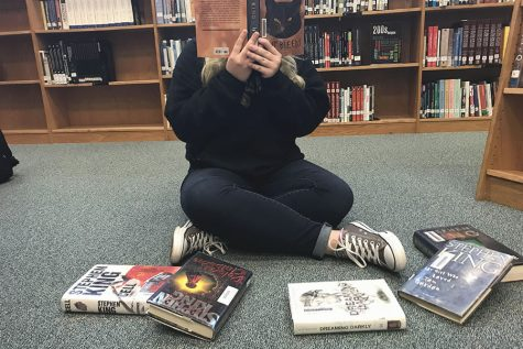 With the Halloween season just around the corner, horror and mystery books are becoming the go-to at the library. Some good spooky season reads include IT by Stephen King and Home Before Dark by Riley Sager.